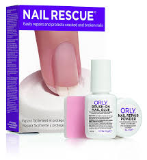 amazon com orly nail rescue kit beauty