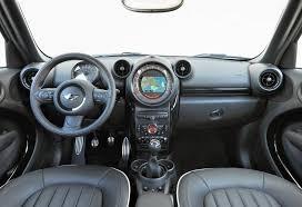 Mini Cooper Interior 2017 Mini Cooper Countryman Release Date Price Review 0 60