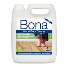 Wood Floor Cleaning Products Bona Wood Floor Cleaner Refill 4 Litre Wm7401119011