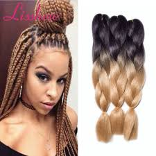 ombre senegalese twists braiding hair 24 inch ombre xpression braiding hair senegalese twist hair