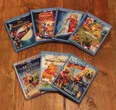 disney dvd collection giveaway