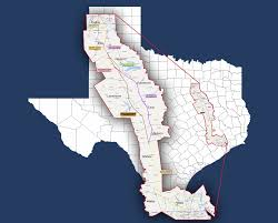 Fort Worth Texas Map Our Focus Texas Central