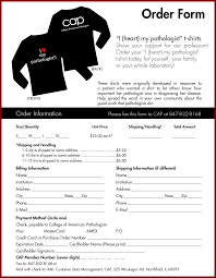 Order Sheet Template T Shirt Order Form Template Word Template Design