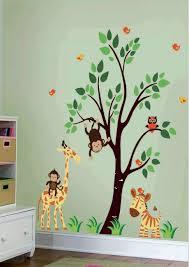 bedroom 3d wall stickers amazon tree wall stickers flower wall