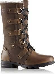 sorel womens boots size 11 sorel s emelie lace free shipping free returns s