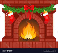 fireplace vector images over 4 000