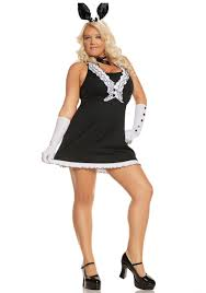costumes at halloween city plus black tie bunny costume costumes halloween costumes and