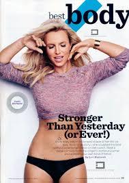 Women Magazine Britney Spears In Women U0027s Health Magazine January February 2015