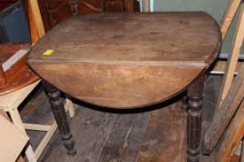 Oval Drop Leaf Table Antique Drop Leaf Table For Attractive Antique Drop Leaf Table