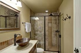 basement bathroom design stylish basement bathroom ideas walk in shower hupehome
