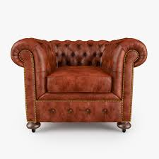 Chesterfield Sofa Vintage by William Blake Chesterfield Sofa Collection 3d Model Max Obj Fbx