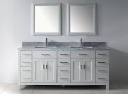 30 Inch Bathroom Vanity With Top 75 Inch Double Sink Bathroom Vanity With Marble Top In White