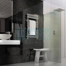 Plastic Wall Panels For Bathrooms by Black Sparkle Wall Panels 5mm Ebay