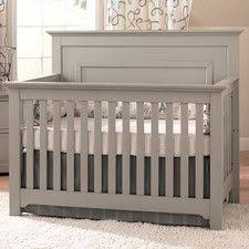 Solid Back Panel Convertible Cribs Naples Panel Convertible Crib In Choice Of Finish From