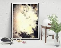 Dining Room Prints Black Abstract Decor Large Download Rustic Home Decor Printable