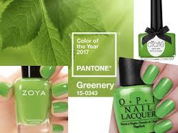 colore del 2017 greenery makeup delight