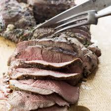grilled leg of lamb with mint garlic rub recipe eatingwell