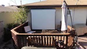 Backyard Outdoor Theater Mini Deck Theater Backyard Theater Forums