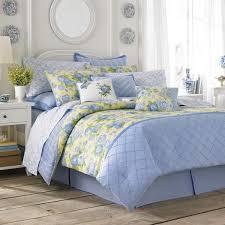 Laura Ashley Bedroom Images Laura Ashley Salisbury Blue U0026 Yellow Floral Comforter Set Free