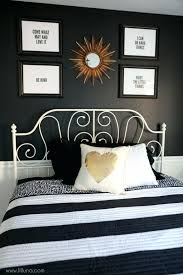Black And White Room Decor Black And Gold Bedroom Decor Dynamicpeople Club
