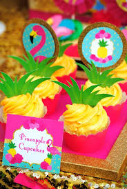 235 best pineapple and flamingo themed party images on pinterest