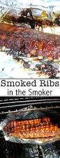 best 25 smoked ribs ideas on pinterest electric meat smokers