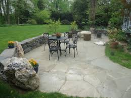 flagstone patios and natural stone hardscaping in devon pa