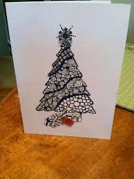 109 best christmas zentangle ideas images on pinterest