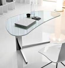 glass top office desk fks hd ed024 modern glass top office desk furniture pinterest