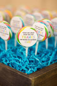 1st Birthday Halloween Party Ideas by Best 25 First Birthday Favors Ideas On Pinterest 1st Birthday