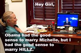 Obama Bill Clinton Meme - hey girl bill clinton not so humbly brags about his dnc speech