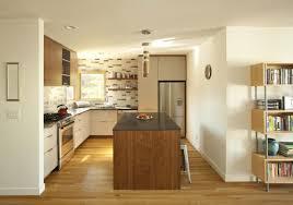 mountain view modern ranch house kitchen design by klopf