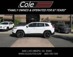 jeep 4x4 chrysler dodge jeep ram vehicle inventory san luis obispo