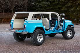 jeep open jeep chief quadratec