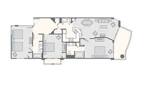 77 Harbour Square Floor Plans Horizons At 77th Bluegreen Vacations