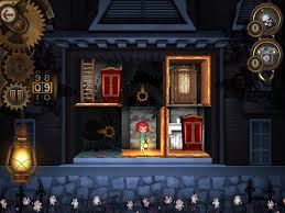 nontrivial games review the mansion a puzzle of rooms for