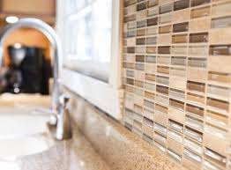 Glass Tiles Backsplash Kitchen Glass Tiles Kitchen Brown Tile On Sich - Glass tiles backsplash kitchen