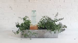 how to make a concrete planter that waters itself youtube