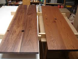 White Oak Furniture Handmade Walnut And White Oak Counter Tops By Boerum Hill