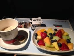 Cuisine En Rouge by Air Canada Premium Rouge Review Yvr Lax Canadian Kilometers