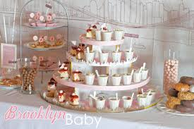 sweet pink baby shower favors vintage yellow gray baby shower