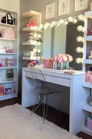 bedroom makeup vanity innenarchitektur bedroom interesting mirrored makeup vanity set