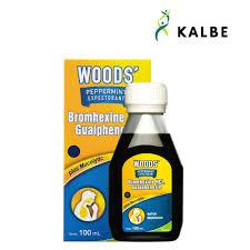 Obat Woods kalbe obat batuk woods peppermint expectorant syrup 60 ml apotek