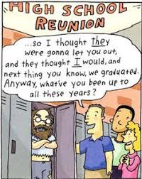 ideas for class reunions quote for a class reunion it is one of the blessings of