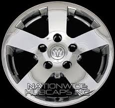2012 dodge ram rims 4 chrome 2009 2012 dodge ram 1500 truck 17 wheel skins hub caps