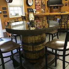 best 25 wagon wheel table ideas on pinterest milk can table