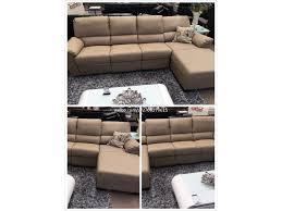 4 Seat Reclining Sofa by 4 Seater Corner Lounge Recliner Sofa With Functions Sunny