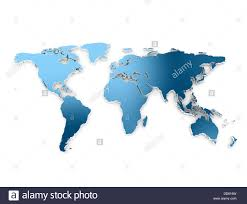 World Map High Resolution by World Map 3d Blue Metal Surface High Resolution Stock Photo