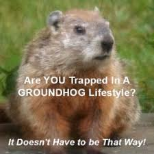 living u0027groundhog u0027 lifestyle 30