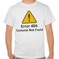 Halloween Costumes Discount Code Error 404 Halloween Costume Shirt Hoodie Sweatshirt